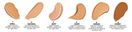 Matující make-up