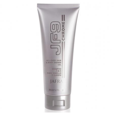 JF9 Chrome vlasový & tělový šampon