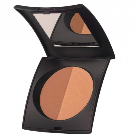Pudrový Bronzer Duo