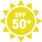 Tónující opalovací krém na obličej SPF 50+