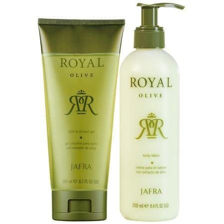 Royal Olive - dárková sada